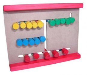 Passa Cores - Dicá Brinquedos