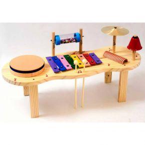 Pequena Percussão Baby - Vibratom