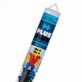 Plus-Plus Tube - Mini Basic Mix - 100 Peças