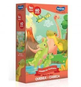 Quebra-Cabeca-Mundo-dos-Dinos-Toyster-7896054027697-www.bigcerebro.com.br