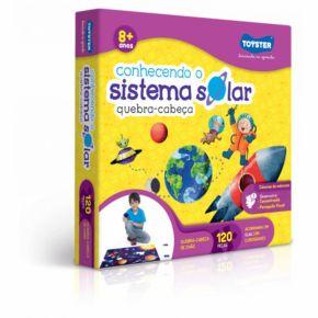 Quebra-Cabeça Grandão - Conhecendo o Sistema Solar - Toyster