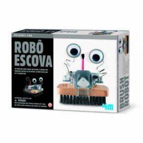 Robô Escova - 4M