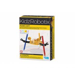 Robô Art - 4M