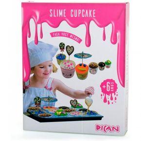 Slime Cupcake - Dican