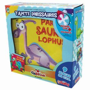 Tapete Baby Dinossauros - Ciabrink