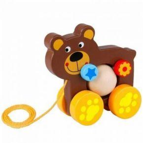 Urso De Puxar - Tooky Toy