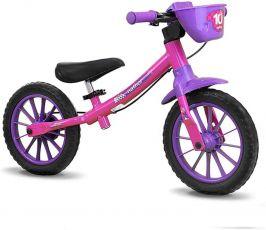 Bicicleta-Balance-Bike-Feminina-Nathor-www.bigcerebro.com.br