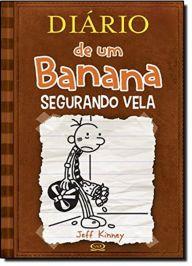 Livro - Diário de um Banana 7: Segurando Vela - Ed. Vergara & Riba